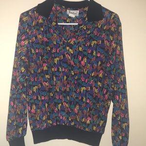 Vintage 80's Jacket